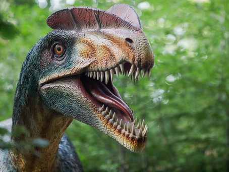 Animals Uncover A 'Dinosaur Invasion' At ZSL Whipsnade Zoo