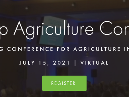 Notable Speakers & Corporate Partners for Annual OnRamp Agriculture Conference on July 15