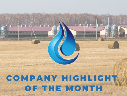 Ag Water | Combine Company Highlight