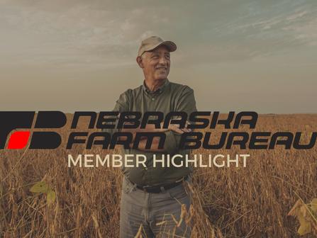Nebraska Farm Burea Member Highlight