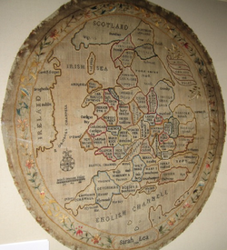 The Counties, 1790