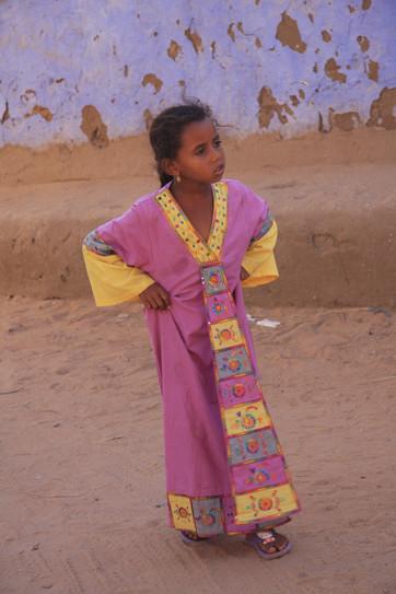 A Nubian Girl