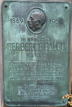 Dedication to Herbert Balch