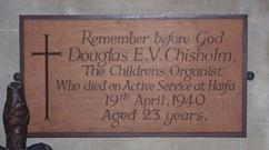 Douglas Chisholm
