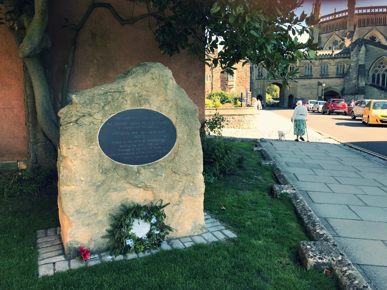 Harry Patch Memorial Wells Museum
