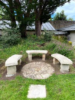 Millstone Seating Area