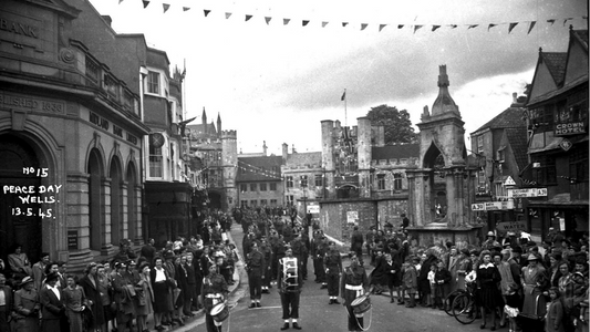 Parade in the Marketplace