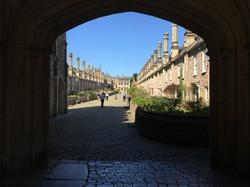Vicars' Close - a short walk away!