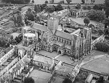 Old aerial view of museum .JPG