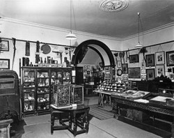 The Museum in Balch's Day