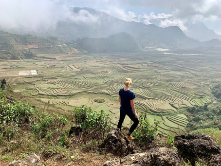 Solo Female Travel, Then and Now