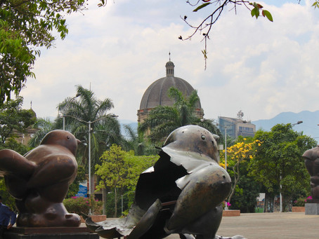 Happiness in Medellin: One City's Triumph Over a Troubled Past.
