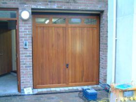 Cardale Special Design Retractable door.