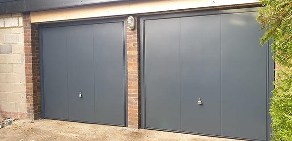 Hormann Retractable Garage doors