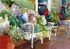 Elaine's Porch