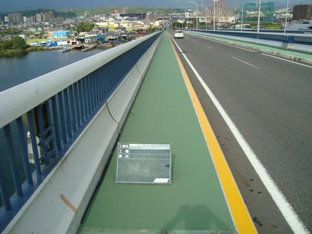 琵琶湖大橋歩道