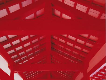 回廊 天井