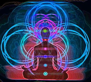 Eliminando energias negativas mais densas em uma Iniciação Reiki