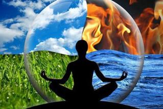 Quais são as energias que sustentam o Reiki Elemental?