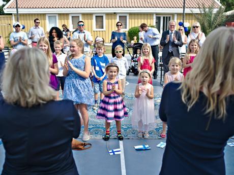 Lasten itsenäisyysjuhlat