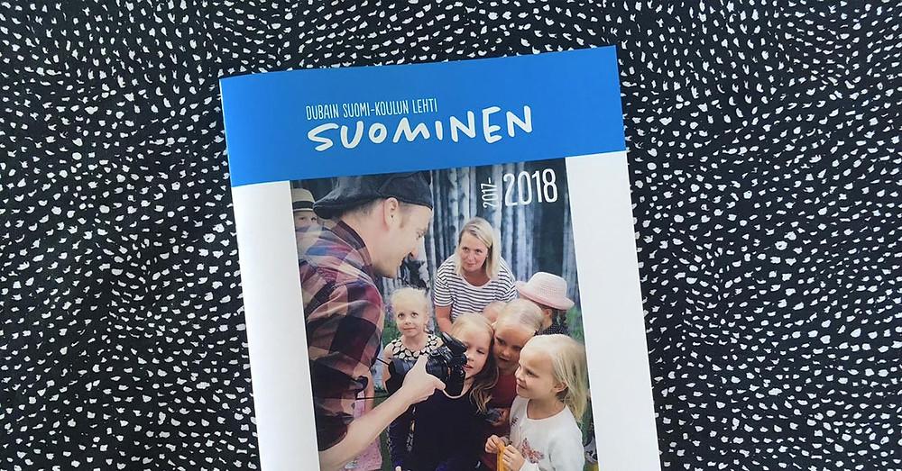 2018 Suominen kurkkii jo.