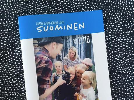 Suominen ilmestyy pian!