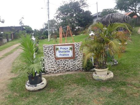 A Praça Marielle Franco em Ipiabas: uma semente em germinação