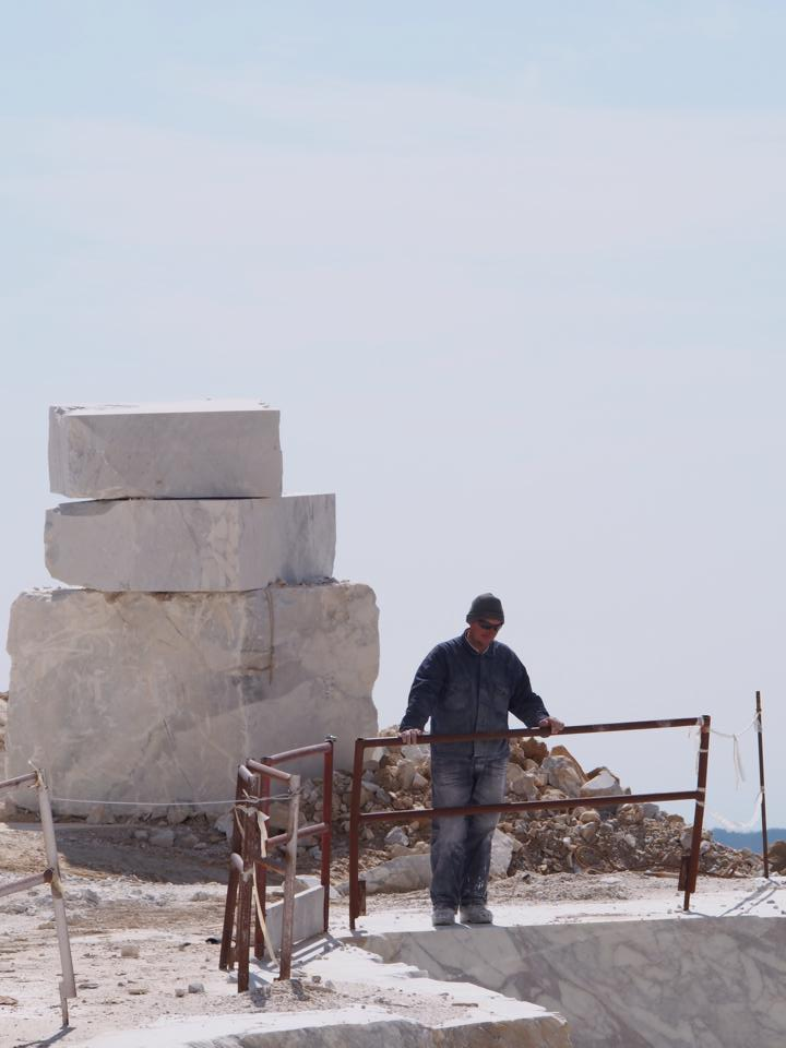 Arabescato-mountain