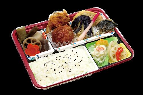 幕の内弁当 〜菜の花〜