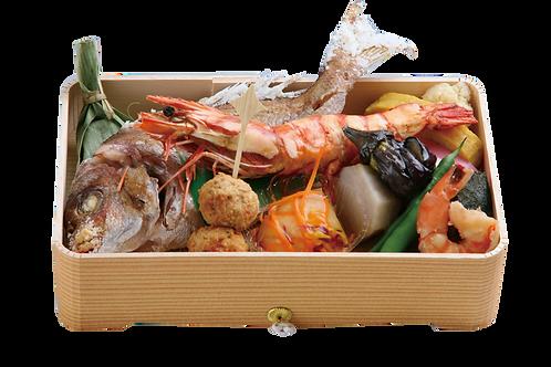 お祝い料理折り(単品)