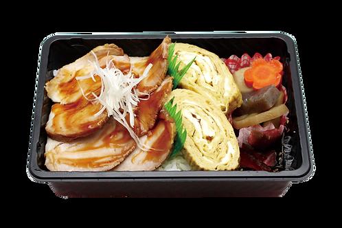 特製焼き豚弁当
