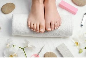Bij Beauty on the road kunt u uw voeten laten verzorgen en verwennen.