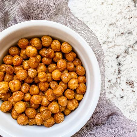 How To Make Crispy Chickpeas