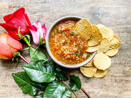 Easy Salsa Roja