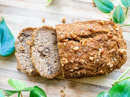 The Best Vegan Gluten Free Banana Bread