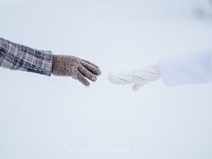 Свадьба на сноубордах