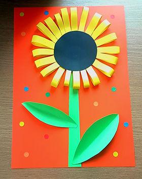 Fleur craft tuto diy couleur