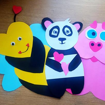[CRAFTS] Valentine's craft ideas