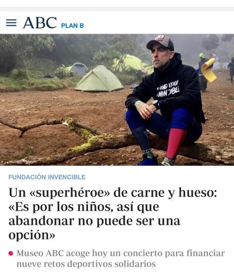 Cobertura de medios - Diario ABC