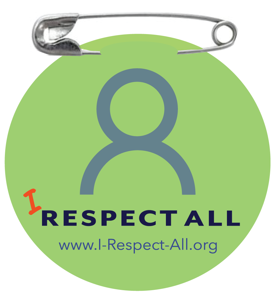 I RESPECT ALL TOO!