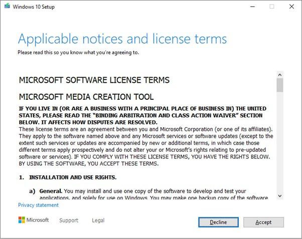 windows 10 update brisbane