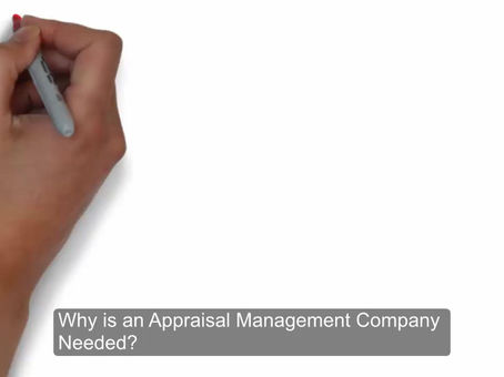 Why is an Appraisal Management Company Needed?