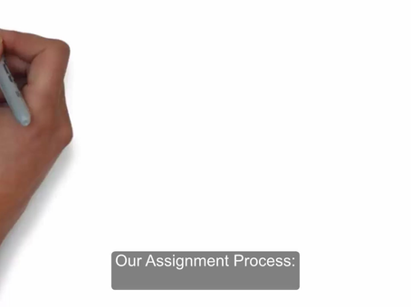 Our Assignment Process