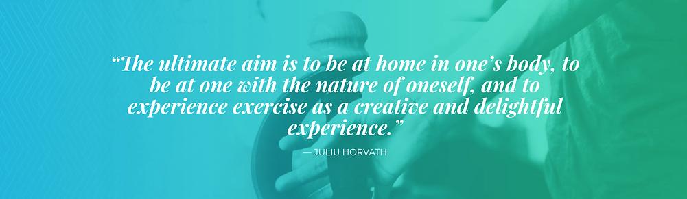 Juliu Horvath
