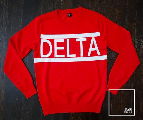 DELTA Sweater