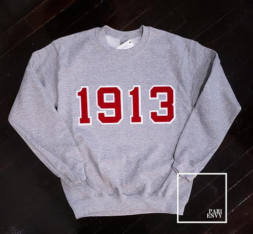 1913 Sweatshirt