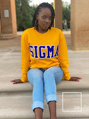 SIGMA Sweatshirt (10-12 Business Days)