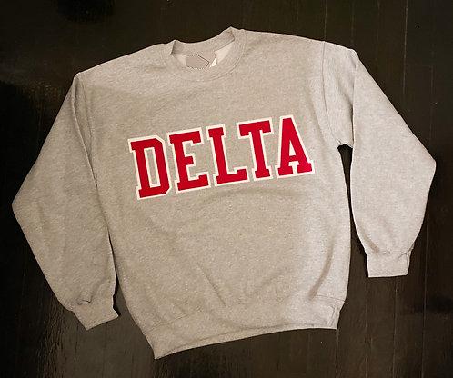DELTA Sweatshirt (10-12 Business Days)