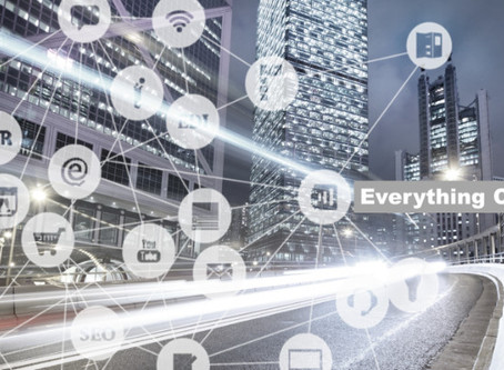 Everything Connected - Now Is The Time To Reinvent Your Business