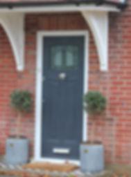1930s composite door